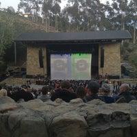 Photo taken at Santa Barbara Bowl by Edgar R. on 4/20/2013