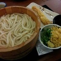 Photo taken at 丸亀製麺 信州中野店 by Eichi T. on 3/1/2016