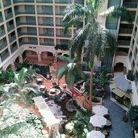 Photo taken at Sheraton Suites Fort Lauderdale At Cypress Creek by Mickkel M. on 3/23/2013