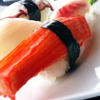 Photo taken at Sushi 1 by Michael F. on 5/20/2013
