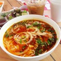 Photo taken at Dua Vietnamese Noodle Soup by Phil M. on 7/15/2013