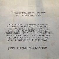 Photo taken at John F. Kennedy Center Eisenhower Theatre by bernard a. on 11/10/2012