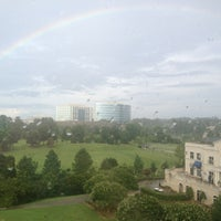 Photo taken at The Ballantyne Hotel by cody b. on 7/14/2013