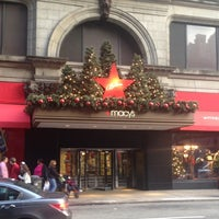 Photo taken at Macy's by Timothy P. on 12/1/2012