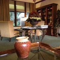 Photo taken at Bethesda Court Hotel by Maggie J. on 8/29/2013