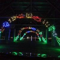 Photo taken at Glittering Lights by Felix C. on 12/21/2013
