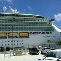 Photo taken at Royal Caribbean - Freedom Of The Seas by Jimmy C. on 6/2/2013