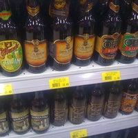 Photo taken at Superluna Supermercados by Tiago A. on 10/12/2012