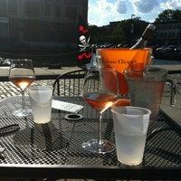 Photo taken at V-NO Wine Bar by Stephanie G. on 7/6/2013