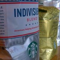 Photo taken at Starbucks by Ebony L. on 9/23/2012