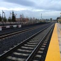 Photo taken at South San Francisco Caltrain Station by Craig L. on 3/23/2013
