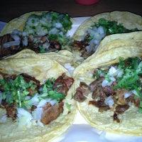 Photo taken at Arturo's Tacos by Tony J. on 11/15/2012