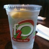Photo taken at f2o - Fresh to Order by Chetta_7 on 9/1/2013