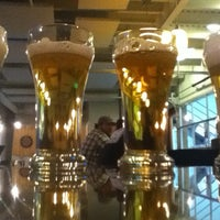 Photo taken at Upslope Brewing Company by Katie E. on 2/12/2013