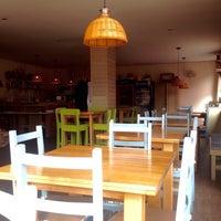 Photo taken at la Pasta by Олег З. on 4/17/2015