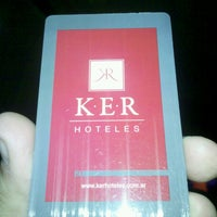 Photo taken at Ker Urquiza Hotel & Suites by Roberto I. on 3/9/2013