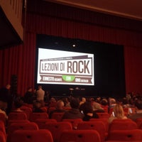Photo taken at Teatro delle Celebrazioni by Giusi R. on 2/19/2016