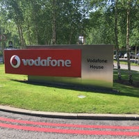 Photo taken at Vodafone HQ by Christis A. on 6/6/2016