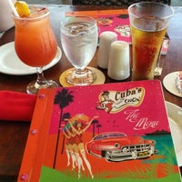 Photo taken at Cuba's Cookin' by Robert v on 8/6/2014