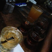 Photo taken at CRISP Pizza Bar & Lounge by ANTH✪NY D. on 2/1/2013