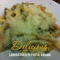 Photo taken at Laboratorio Di Pasta by Moez B. on 6/12/2013