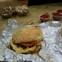 Photo taken at Five Guys by Jayme F. on 11/30/2012
