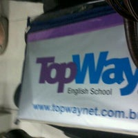 Photo taken at TopWay English School by Priscila d. on 10/15/2012