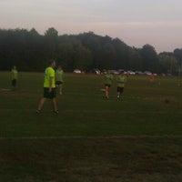Photo taken at Parkland Park by Ken C. on 9/26/2012