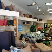 Photo taken at The Futon Shop Encino by The Futon Shop on 11/1/2013