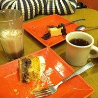 Photo taken at Flying Star Café by Jason G. on 12/30/2012