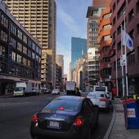 Photo taken at New England Law | Boston by Viktor O. on 12/4/2013