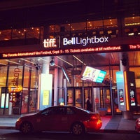 Photo taken at TIFF Bell Lightbox by Felix T. on 9/5/2013