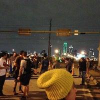 Photo taken at Jefferson Street Viaduct by Gerardo V. on 3/30/2013