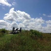 Photo taken at Yorktown Battlefield National Park by Chris U. on 7/7/2013