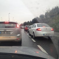 Photo taken at E-5 by İmge A. on 12/17/2012