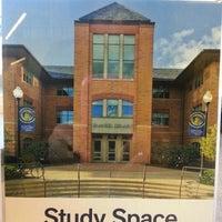 Photo taken at Brandel Library - North Park University by Lizelle M. on 11/25/2012