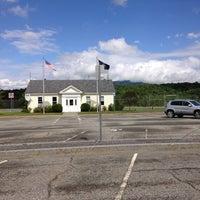 Photo taken at Morrisville-Stowe State Airport (MVL) by Joe M. on 6/17/2013