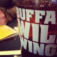 Photo taken at Buffalo Wild Wings by Jordan M. on 3/21/2013