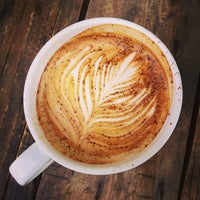 Photo taken at Sunrise Coffee by Jennifer Z. on 7/16/2013