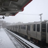 Photo taken at CTA - Sheridan by Craig S. on 2/26/2013