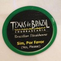 Photo taken at Texas de Brazil by Peyton M. on 10/13/2012