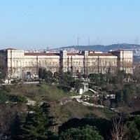 Photo taken at İstanbul Teknik Üniversitesi by Kublai A. on 1/23/2013
