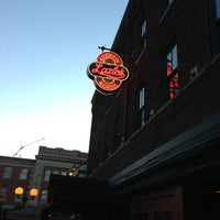Photo taken at Lazlo's Brewery & Grill - Haymarket by Patrick C. on 8/10/2013
