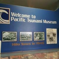Photo taken at Pacific Tsunami Museum by Darlene B. on 6/1/2013