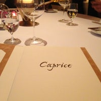 Photo taken at Caprice by Katherine C. on 7/16/2013