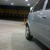 Photo taken at Posto Ipiranga by Marcos T. on 11/14/2012
