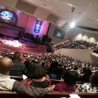 Photo taken at Oak Cliff Bible Fellowship by IamMickey N. on 1/19/2014