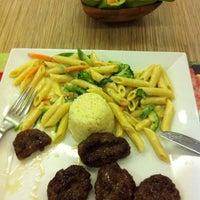 Photo taken at Cafe Trend Dünya Mutfağı by Gokhan A. on 10/6/2012