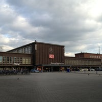 Photo taken at Duisburg Hauptbahnhof by Rouven K. on 5/31/2013