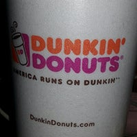 Photo taken at Dunkin Donuts by Adam M. on 12/13/2012